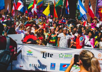 Join us for the Parade of Nations