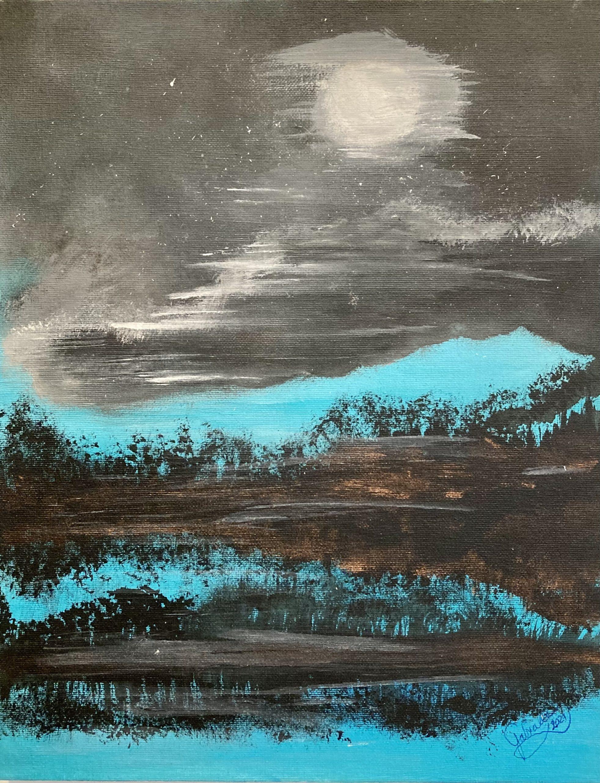 Blue Dreams - Gabrielle Toledo