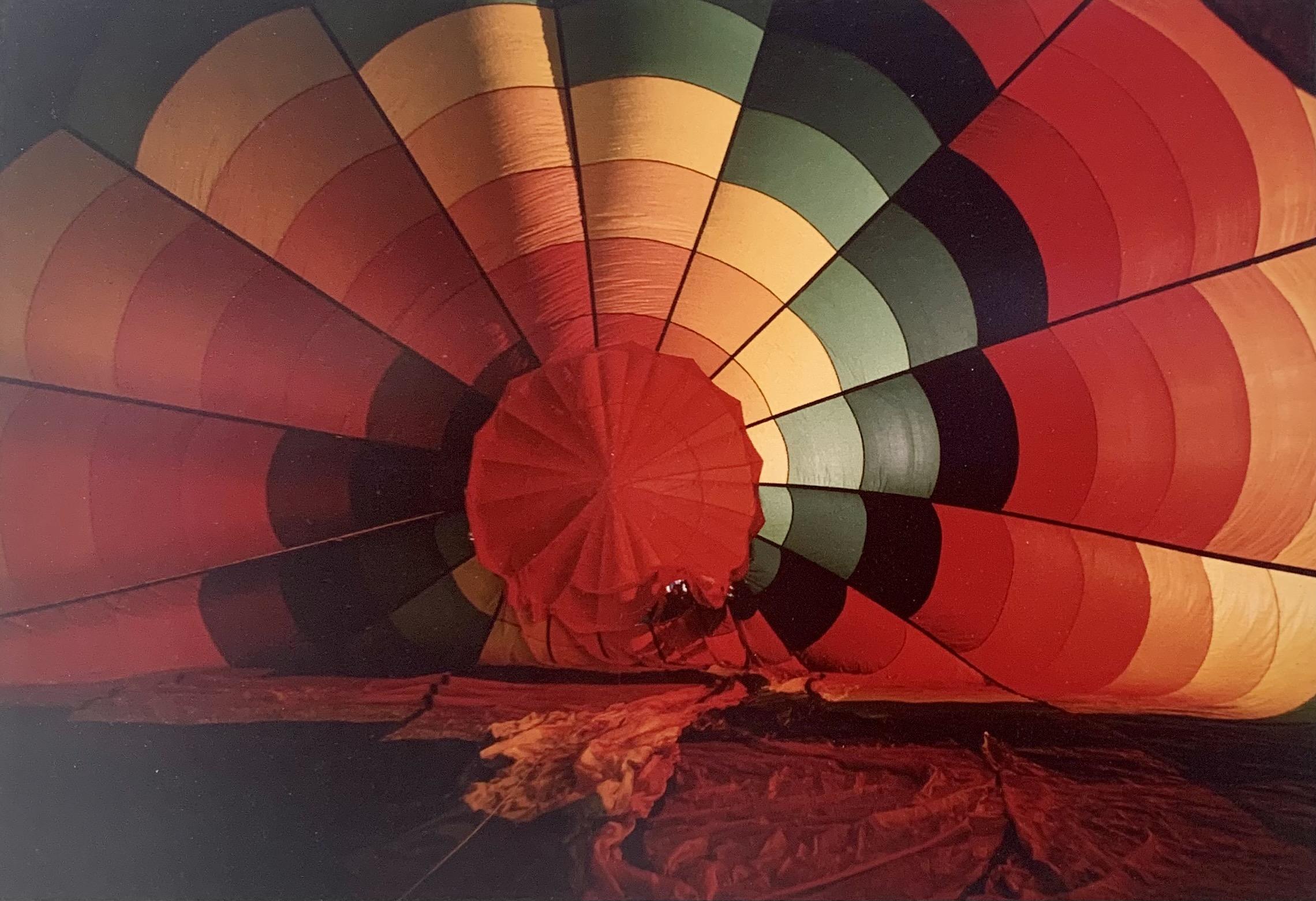 Artist #2 - Hot Air Balloon