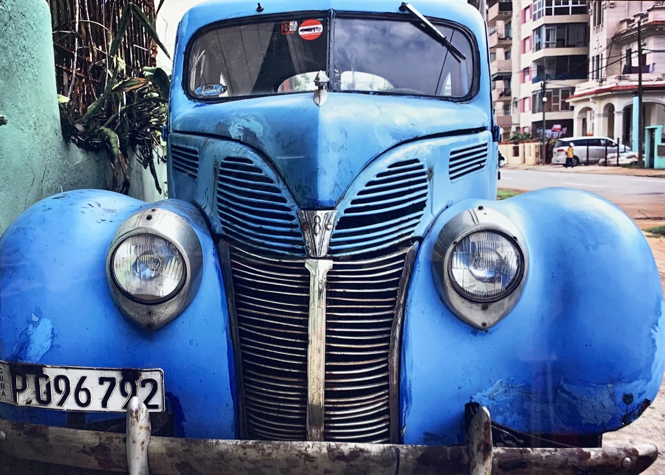 Artist #8 - 1938 Ford V8