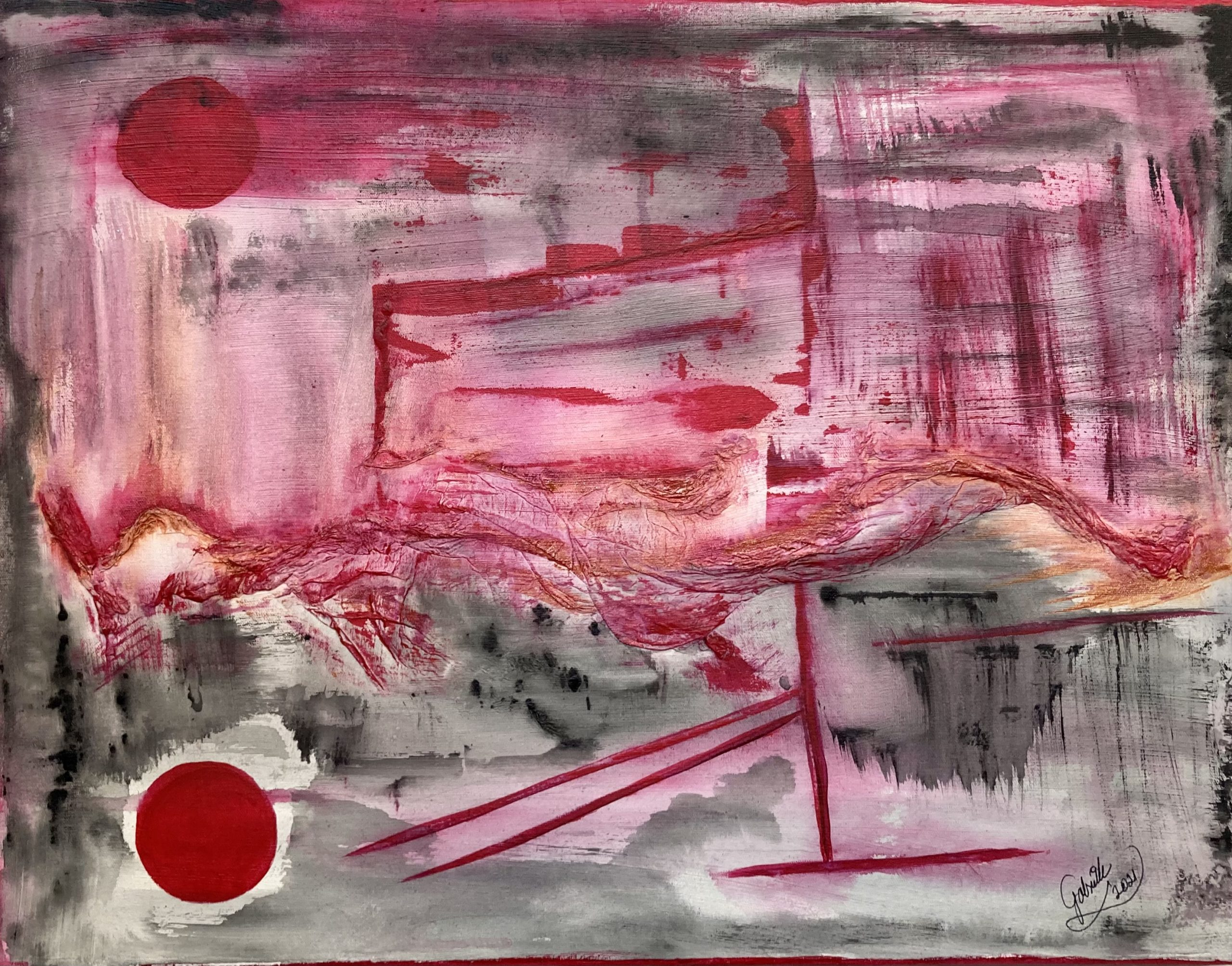 Red Moon - Gabrielle Toledo