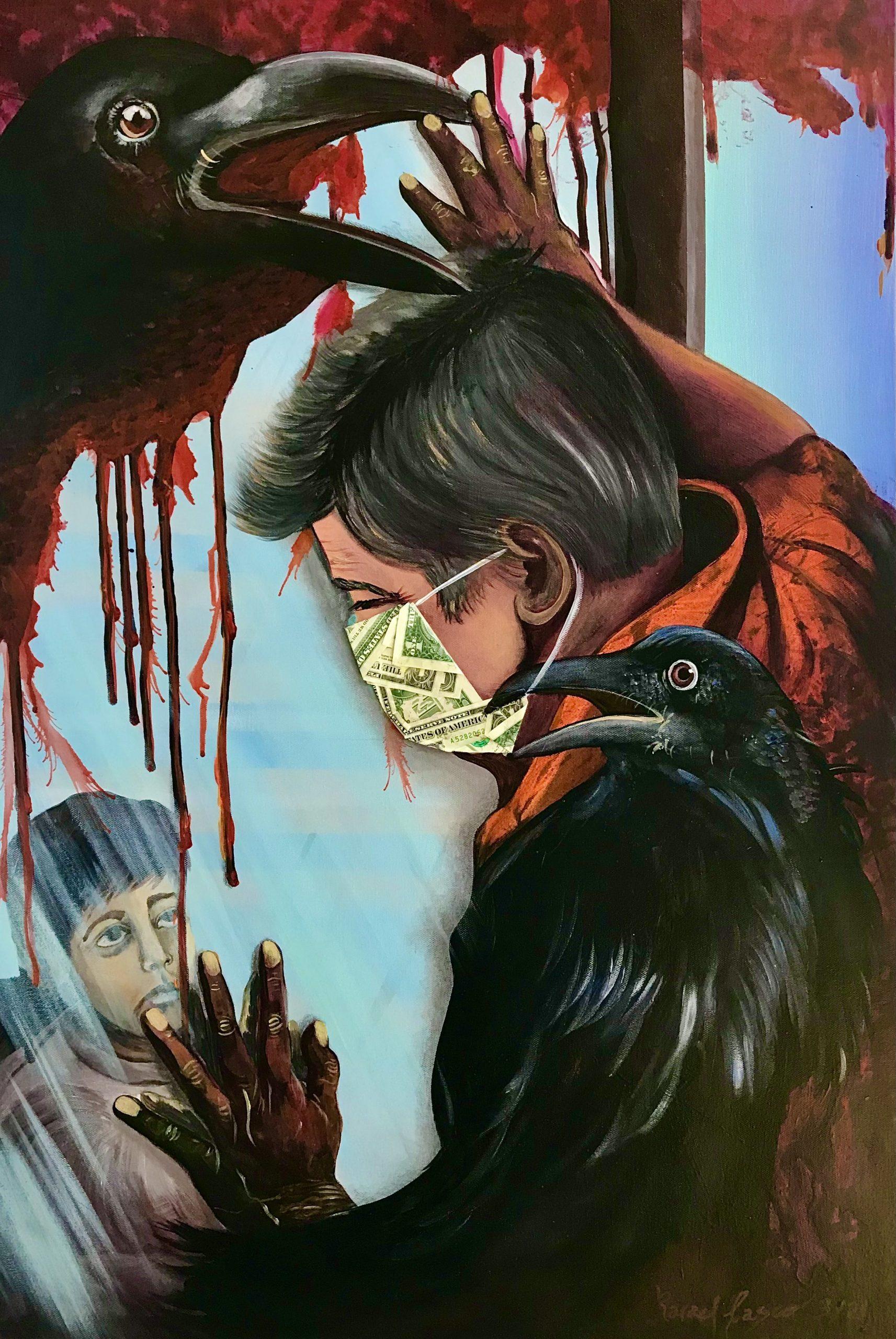 Artist #3 Tiempo de Cuervos