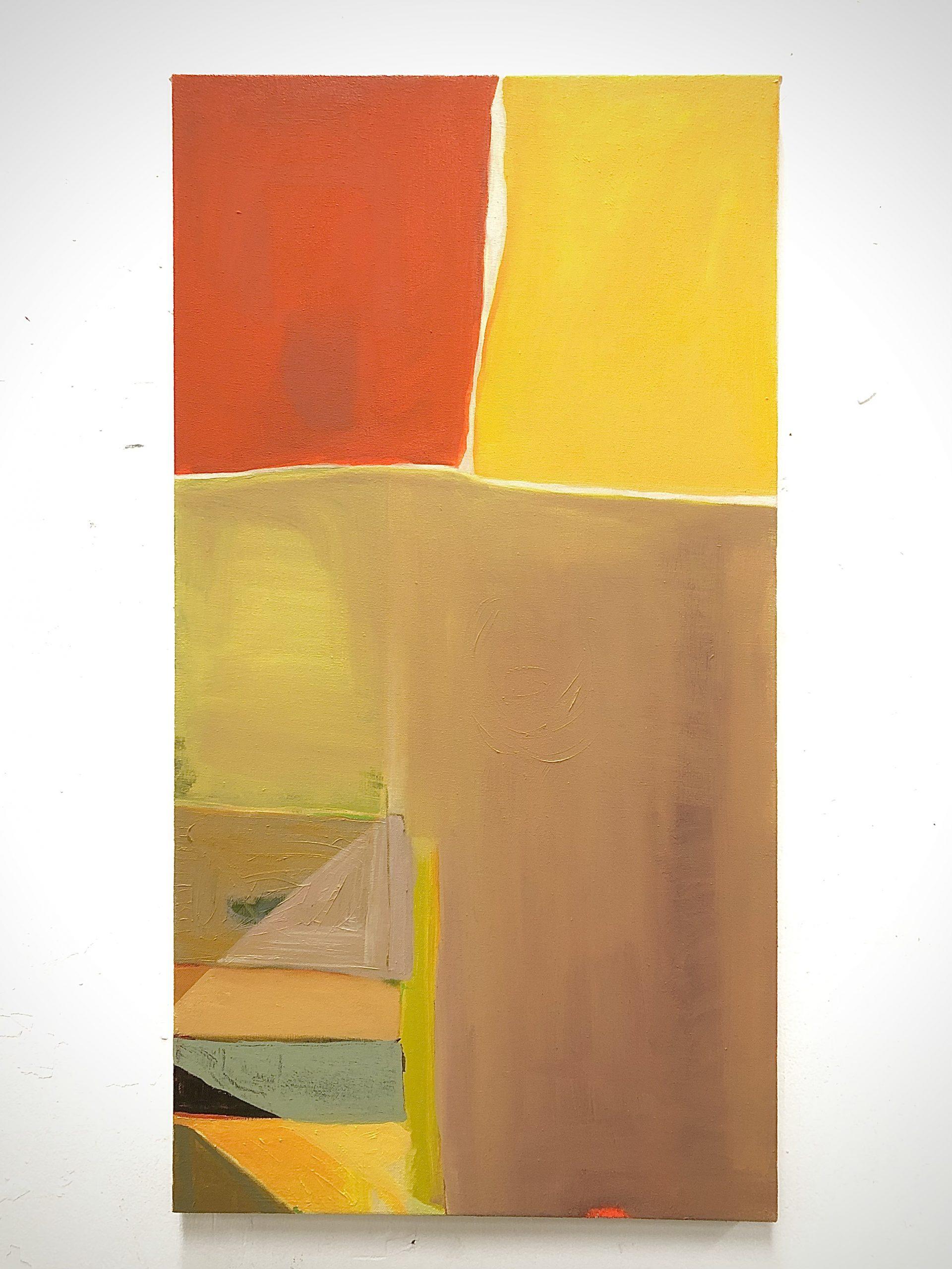 """""""Light Room"""" Oil on Canvas"""
