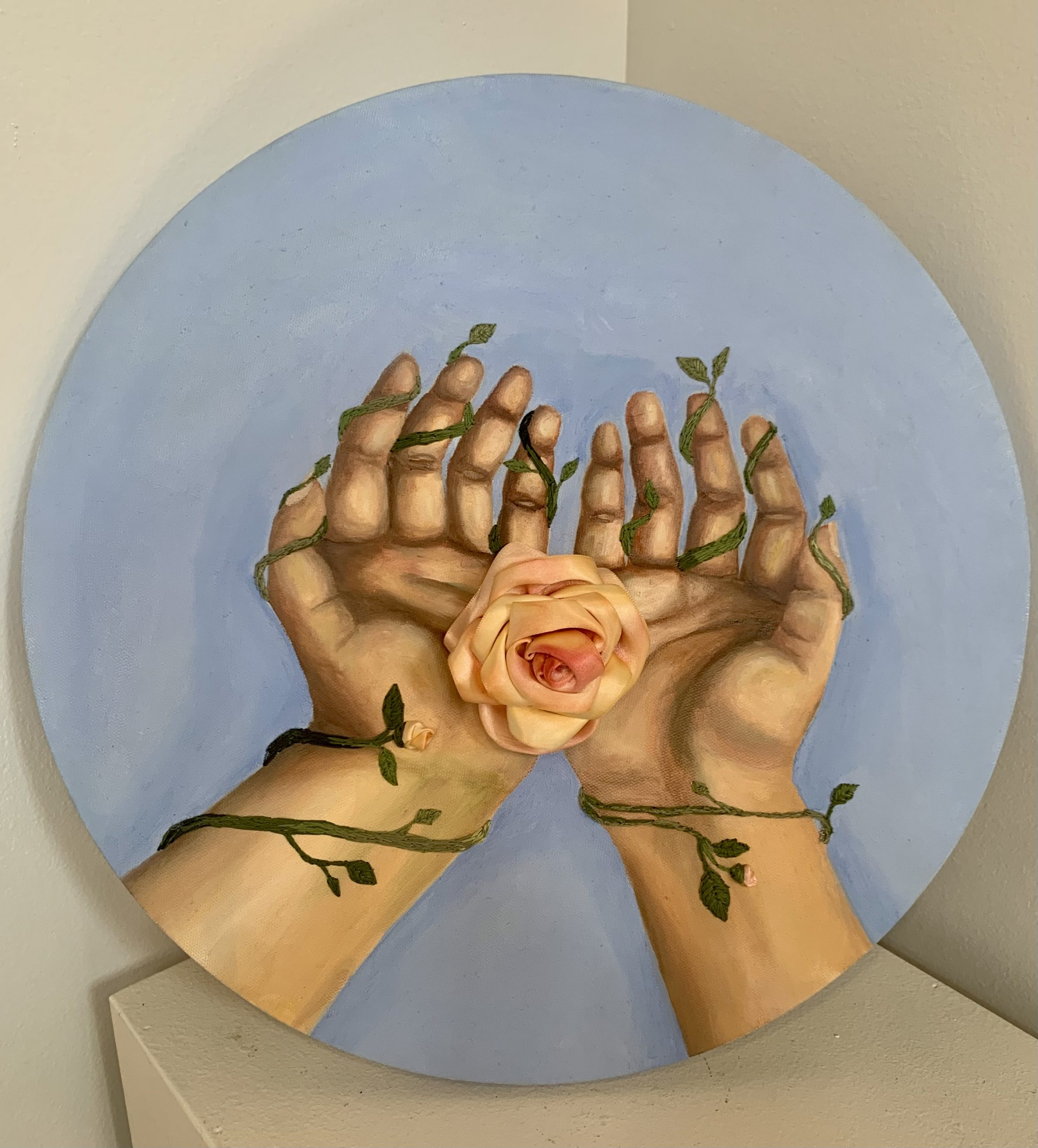 Artist #4 - The Giving Hands